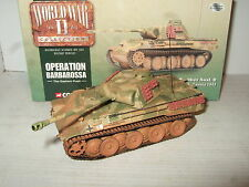 Corgi CC60201 PzKpfw V Panther Ausf.D Panzer Regt, Op Barbarossa Russia in 1:50