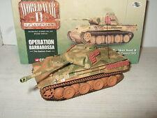 Corgi CC60201 PzKpfw V Panthère Ausf.D Panzer Régiment,Op Barbarossa Russe en 1: