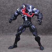Unique Spider-Man Red Venom Action Figure New PVC Model Toy Best Kids Gift 18cm