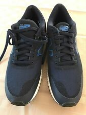 SAMPLE NEW BALANCE 005 Mens Size 9.5 Blue/black Walking Athletic Training Shoes