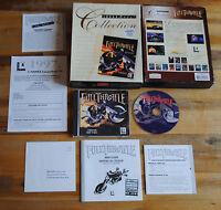 Jeu IBM PC FULL THROTTLE (BIG BOX & CD-ROM version)