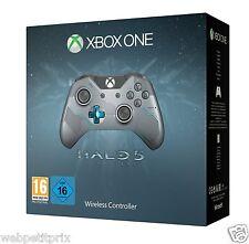Magnifique Manette Halo 5 Guardians Xbox One édition collector Limitée Neuf