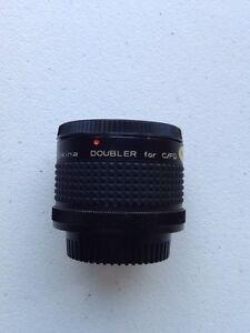 RMC Tokina Doubler For C/FD Canon Camera Accessory