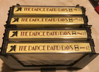 THE DANCE BAND DAYS - READERS DIGEST - 4 CASSETTE Box SET - New & Sealed Retro