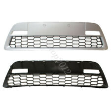 Front Centre Bumper Lower Grill Grille With Chrome for Ford Mondeo Mk4 07-2010
