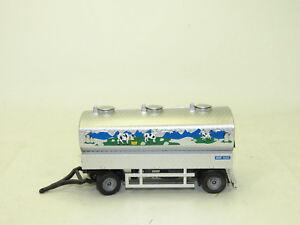 Siku 1972 Trailer For Milk Collecting Wagon 1:50 New Original Packaging