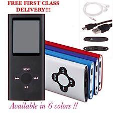 NEW 32GB MP3 4TH GENERATION MUSIC MEDIA PLAYER LCD SCREEN FM VIDEO