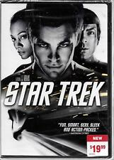 Paramount Pictures, STAR TREK, 2009 Film, Chris Pine, Zachary Quinto, NEW DVD