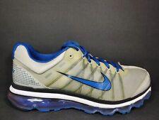 Nike Air Max 360 2009 Mens Size 13 Shoes Blue Grey Black White 354744 016