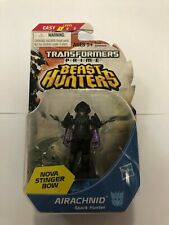 AIRACHNID Transformers Prime Beast Hunters Legends Class Cyberverse NEW