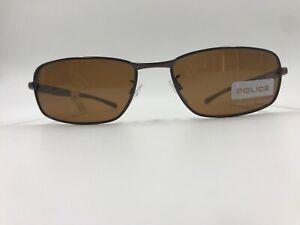 Lunettes De Soleil / Sunglasses Police S8085 Col.K05P Polarized