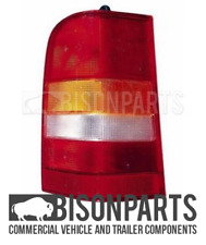 *FITS MERCEDES VITO 108 CDI 1995-2004 REAR TAIL LAMP LENS PASSENGER SIDE MER903