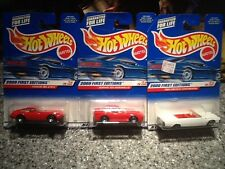 Hot Wheels 2000 First Edition Complete Set 1-36