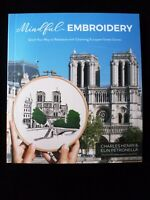 Mindful Embroidery - Stitch Your Way to Relaxation with European Street Scenes