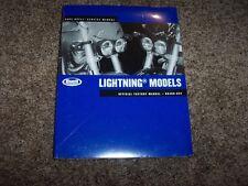 2005 Buell Lighting Motorcycle Factory Service Shopr Repair Manual 99490-05Y