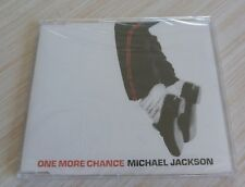 RARE CD MAXI SINGLE 4 TITRES MICHAEL JACKSON ONE MORE CHANGE NEUF