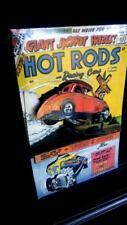 Hot Rods Comics May in 3-D large 11x17