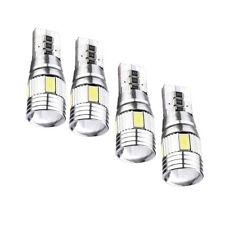 2x T10 5SMD led blanc plaque d/'immatriculation lumière canbus free error peugeot 208
