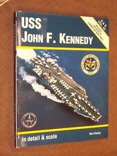USS JOHN F. KENNEDY en détail & Scale, D & S Vol. 39 by Bert Kinzey