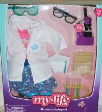 My Life As Scientist Play Set 20 Pieces Light Up Microscope American Girl Size