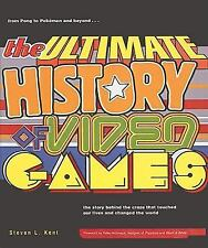 Ultimate History of Video Games : The Story Behind the Craze That Touched Our...