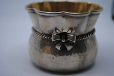 Russian Silver 84 br Grashevy candy cup