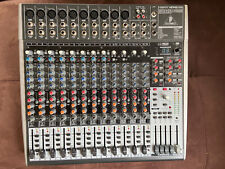 Behringer Xenyx X2442 USB Mischpult 24-Kanal Mixer Analog FX Prozessor Interface
