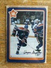 1982-83 Neilson's Gretzky #18 Backward Skating