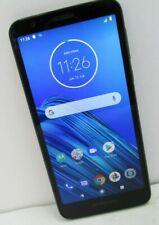 "Motorola Moto E6 XT2005-4  Boost Black 5.5"" Display Android Phone Clean E.S.N"