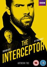 DVD:THE INTERCEPTOR - NEW Region 2 UK