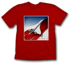 Air France Concorde T-Shirt Size Medium.