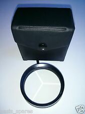 49mm Multi Vision 3R Filter Japan with Case - NEW