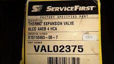 ALCO CONTROLS THERMO EXPANSION VALVE VAL02375 AAEB 4 HCA