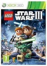 Lego Star Wars III: The Clone Wars Xbox 360 NEU und versiegelt Lego Star Wars 3