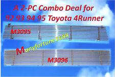 92 93 94 95 1995 Toyota 4Runner  Billet Grille  COMBO