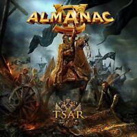 Almanach Tsar Édition Limitée CD+DVD Set Rigide Digibook Emballage Neuf/Scellé
