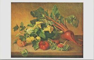 Still Life Postcard Henry Francis Du Pont Winterthur Museum Delaware - Unposted
