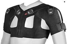 Evs Sports Unisex-Adult Shoulder Brace (Black, Xx-Large)