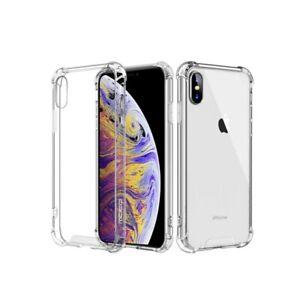 IPhone X/XS Schutzhülle Silikontasche Transparent