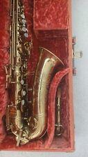 1955 Buescher Series III Aristocrat Alto Saxophone