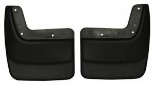 Husky Liners Custom Molded Mud Guards 2002-2009 GMC Envoy - Front
