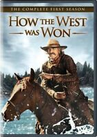 How the West Was Won: The Complete First Season [New DVD] Full Frame, Subtitle