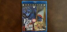 The Flesh And Blood Show (1972) 3D & 2D Blu-ray Redemption Films Pete Walker