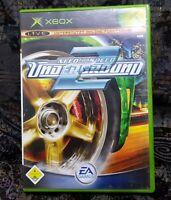 XBOX Spiel Need for Speed Underground 2 ohne Anleitung guter Zustand + OVP