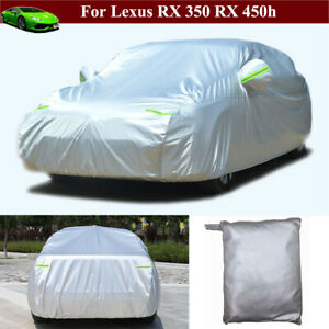 Full Car Cover Waterproof/Dustproof Car Cover for Lexus RX 350 RX 450h 2010-2015