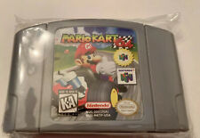 Mario Kart 64 Video Game Card For Nintendo 64 Console N64 Cartridge Brand New