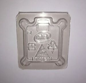 Intel genuine Clam Shell LGA 1366 CPU Protective Case Holder E56066-001