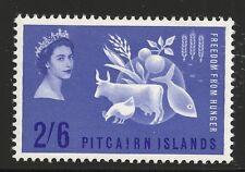 Pitcairn Island Scott #35, Single 1963 Complete Set FVF MNH