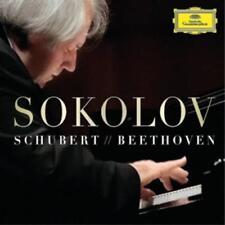 Sokolov: Schubert/Beethoven (Vinyl) von Grigory Sokolov (2016)
