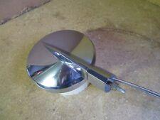 MOPAR Remote LEFT Mirror 67-76 A-Body DODGE DART 67-70 B-Body Charger CHRYSLER